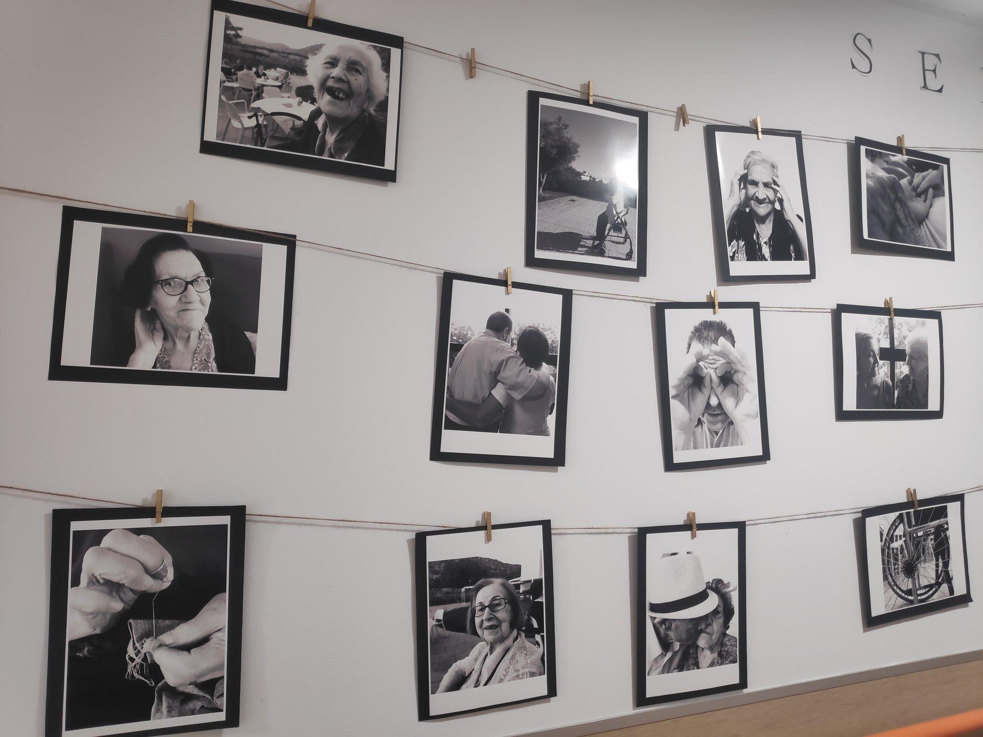 Concours photo en Espagne :  le mieux vieillir s'affiche